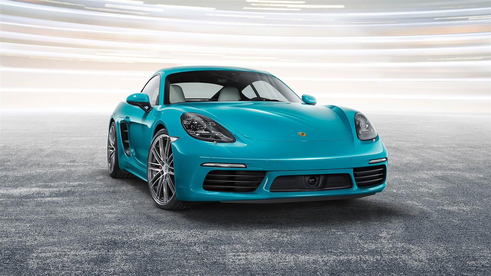 2017 porsche boxster 718 front view 10506 cars performance reviews and test drive. Black Bedroom Furniture Sets. Home Design Ideas