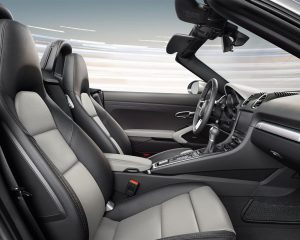 2017 Porsche Boxster 718 Interior