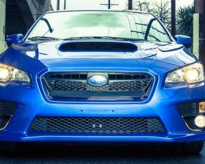 2017 Subaru WRX Front View