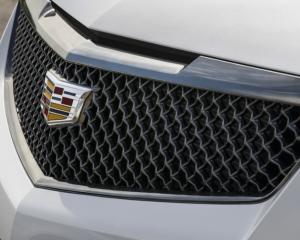 2017 Cadillac ATS-V Grill