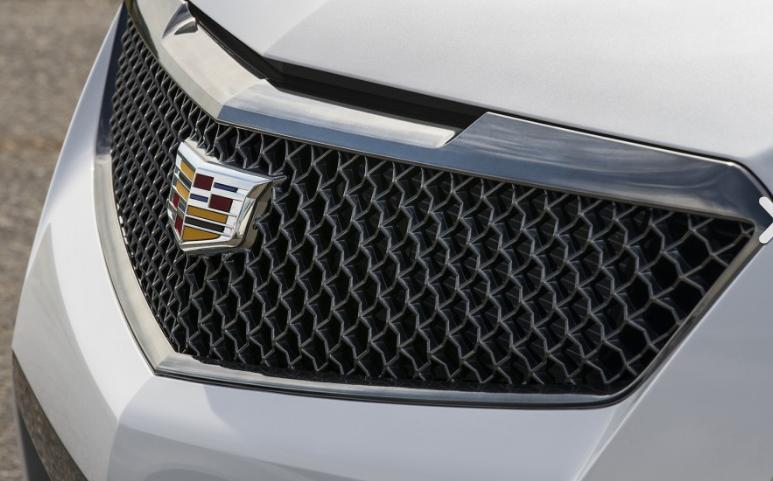 2017 Cadillac ATS-V Grill View