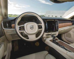 2017 vovlo s90 Steering View