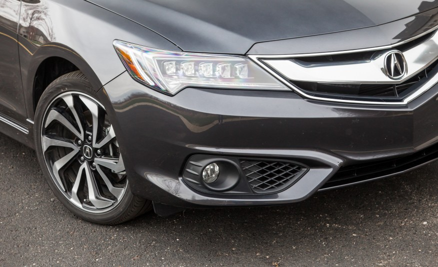 2017 Acura ILX Wheels View