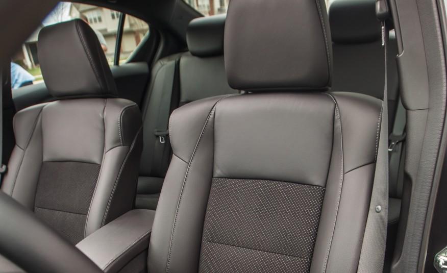 2017 Acura ILX Seats View