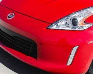 2017 Nissan 370Z Front