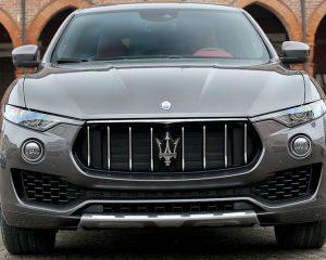 2017 Maserati Levante Front View