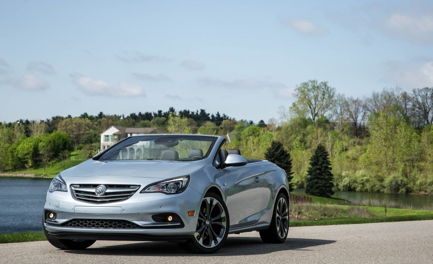 2017 buick cascada front view 10723 cars performance reviews and test drive. Black Bedroom Furniture Sets. Home Design Ideas