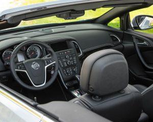 2017 Buick Cascada Interior View