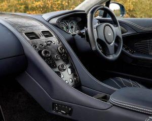 2017 Aston Martin Vanquish S Interior View