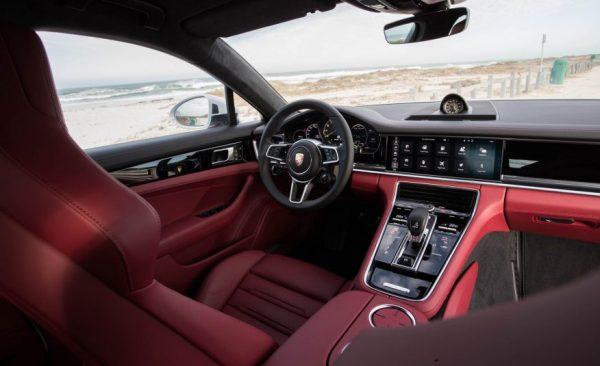 2018 Porsche Panamera 4 E Hybrid Interior