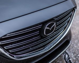 2017 Mazda CX-9 Grille Review