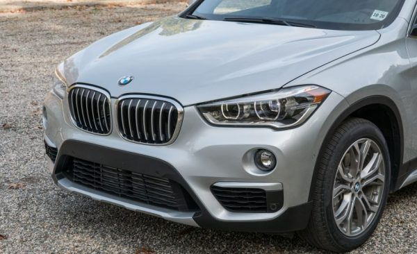 2017 BMW X1 review