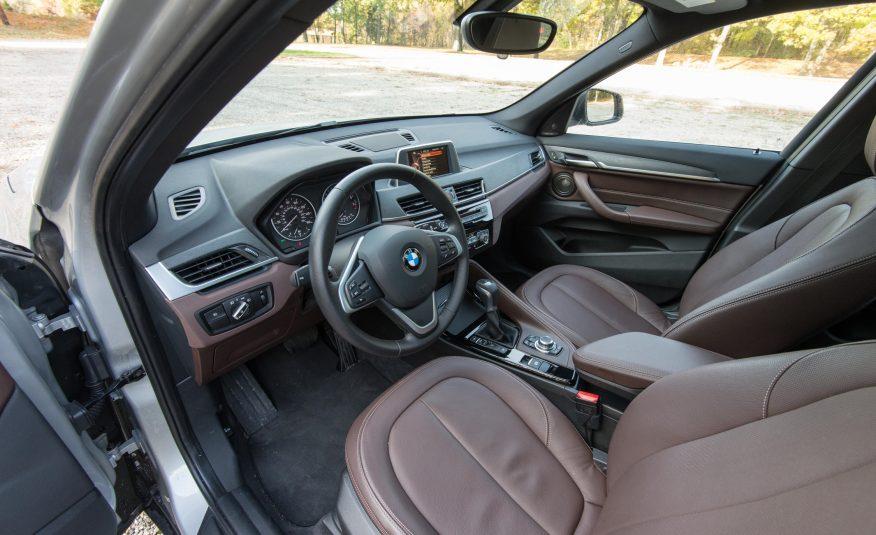 2017 BMW X1 Interior View