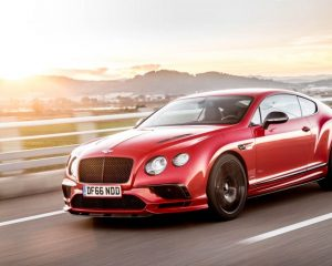 2018 Bentley Continental Supersports Front View