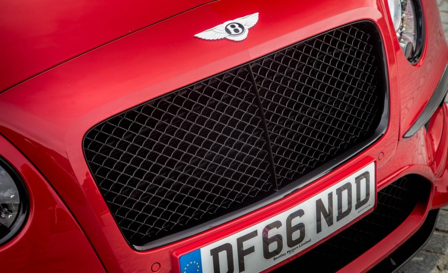2018 Bentley Continental Supersports Grille