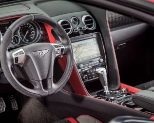 2018 Bentley Continental Supersports Interior View
