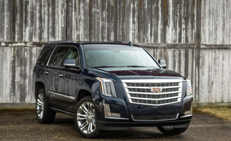 What Kind Of Cars Does Uber Use >> 2017 Cadillac Escalade Front View #10976 | Cars ...