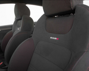 2017 Nissan Sentra Nismo Interior Seats View
