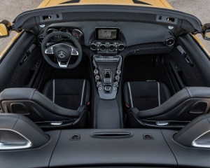 2018 Mercedes AMG GT C Interior View