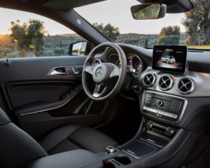 2018 Mercedes Benz GLA Class Interior Seats View