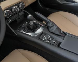 2017 Mazda MX-5 Miata Handbrake
