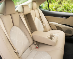 2018 Toyota Camry Interior Seats View
