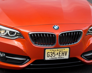 2018 BMW 2 Series Front Grille View