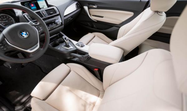 2018 BMW 2 series seats review