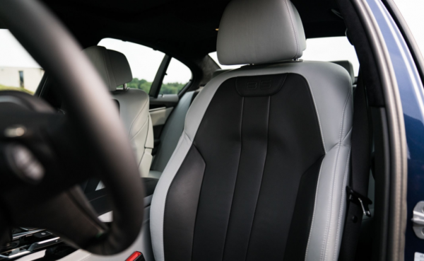 2018 BMW Alpina B5 Biturbo seats review