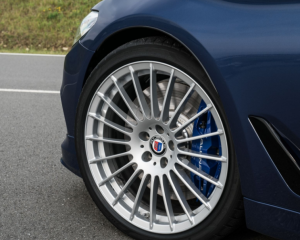 2018 BME Alpina B5 Biturbo wheels review