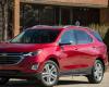 2018 Chevrolet Equinox Front View