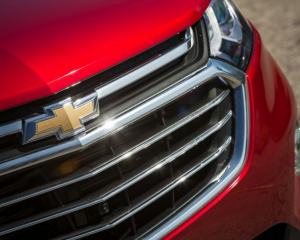 2018 Chevrolet Equinox grille headlights review