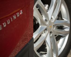 2018 Chevrolet Equinox Wheels