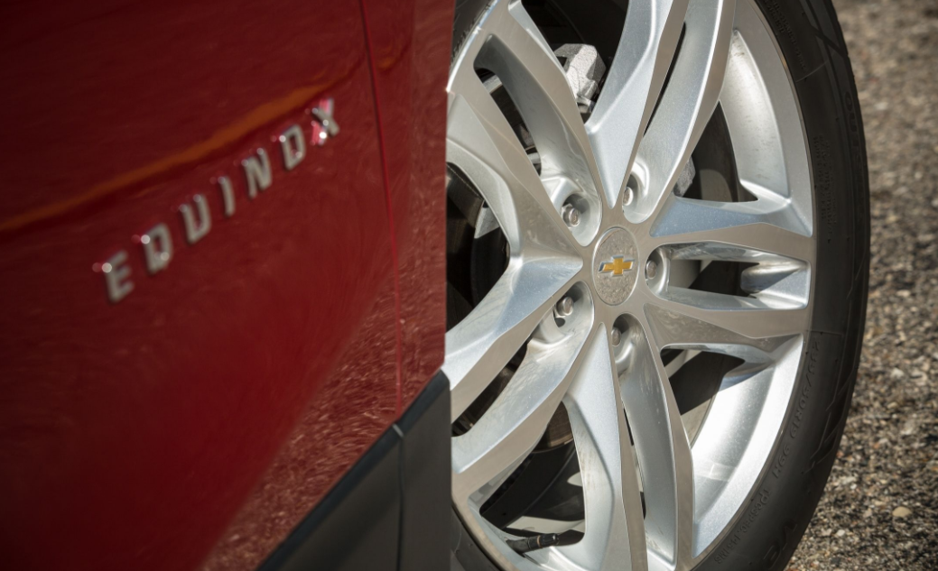 2018 Chevrolet Equinox wheels review