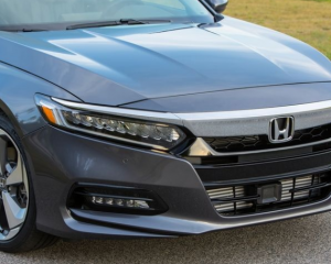 2018 Honda Accord grille review