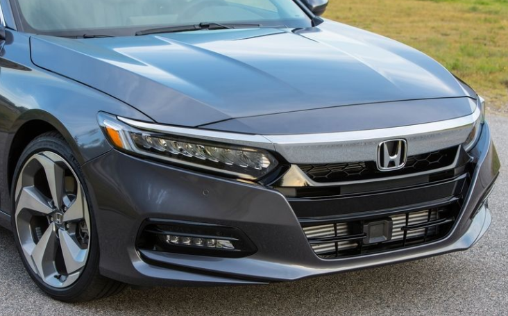 2018 Honda Accord Grille View