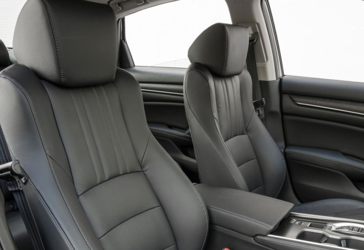 2018 Honda Accord seats review