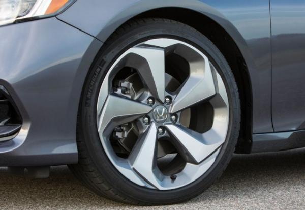 2018 Honda Accord wheels review