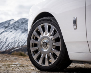 2018 Rolls Royce Phantom VIII Wheels