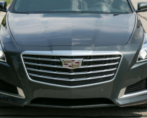 2018 Cadillac CTS Grille View