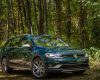 2018 Volkswagen Golf Alltrack Front Side View