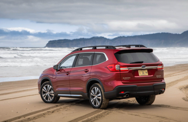 2019 Subaru Ascent exterior review
