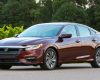 2019 Honda Insight front side review
