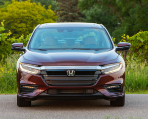 2019 Honda Insight grille review