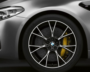 BMW M5 2019 Wheel review