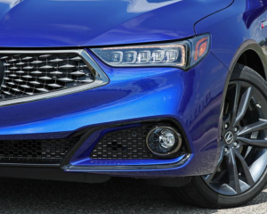 2019 Acura TLX grille review
