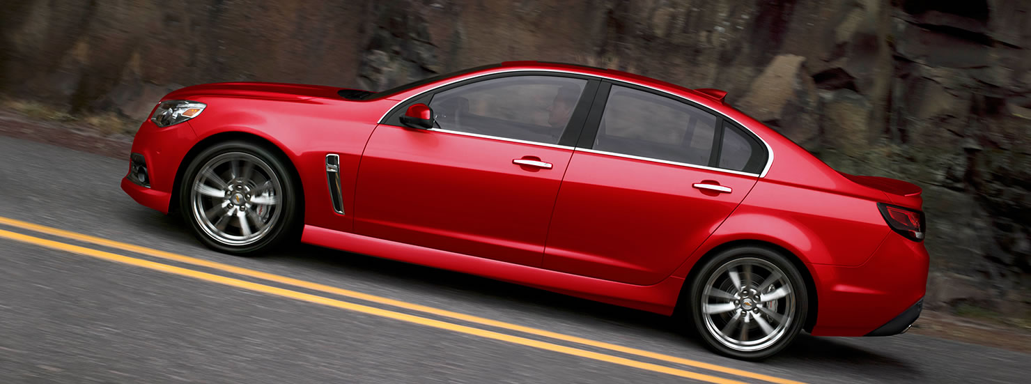 Coupe 2015 chevy ss coupe : New 2015 Chevrolet SS Sedan #1767 | Cars Performance, Reviews, and ...