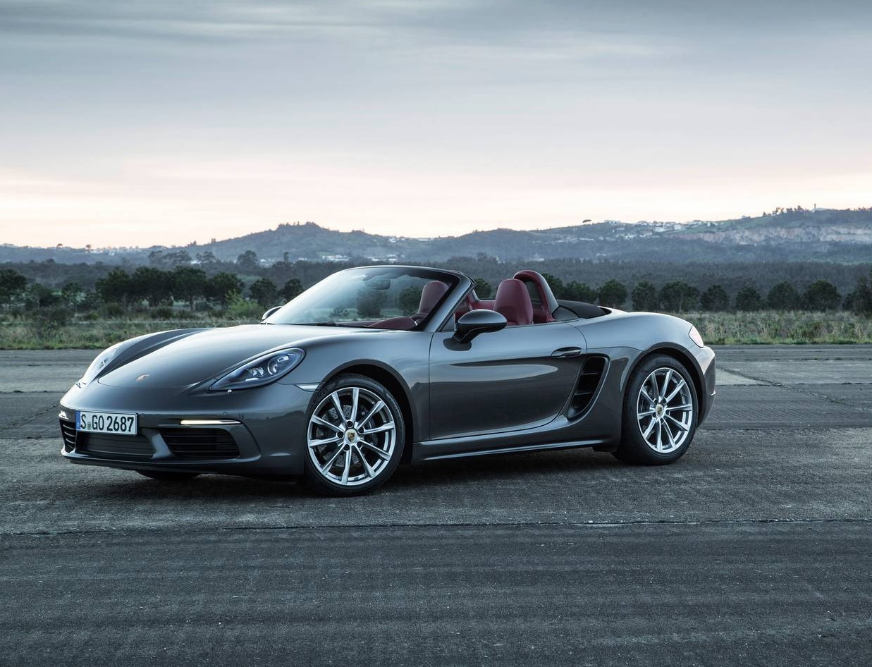 Porsche Boxster 2010 Unveiled At La Auto Show 23 Images New Hd Hyundai Ix20 Wiring Diagram Get Free Image About